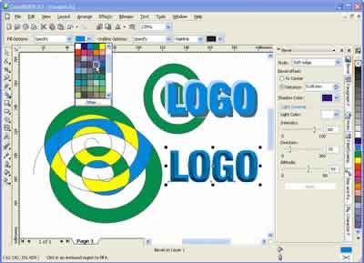 Curso De Corel Draw Online E Gratuito Byte Pixel